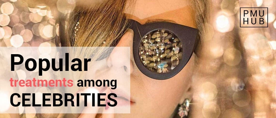 11 Celebrities to Whom Permanent Makeup Changed Lives for the Better by pmuhub.com