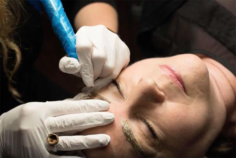 nano brows treatment