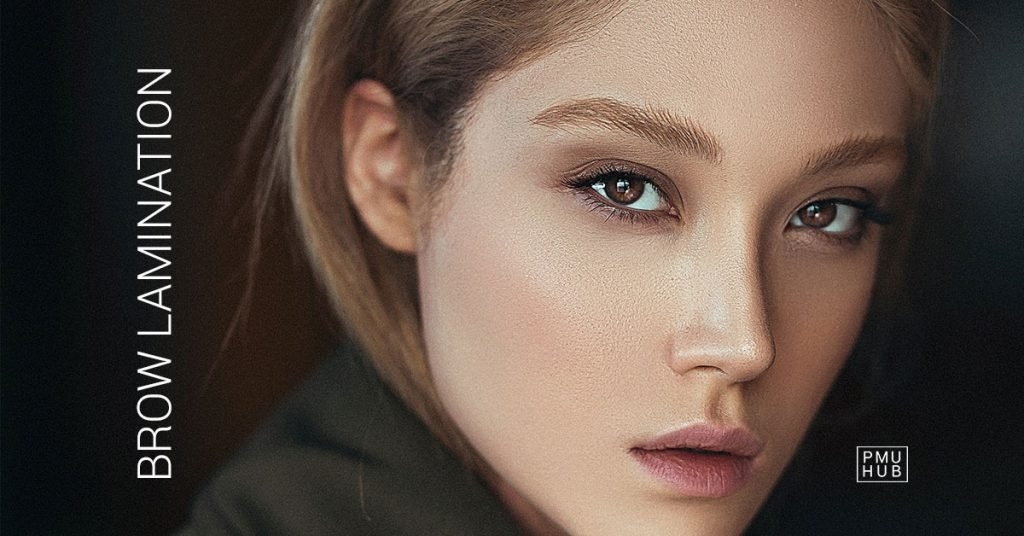 Brow Lamination Trend: Get Microbladed Brows Without Needles! by pmuhub.com