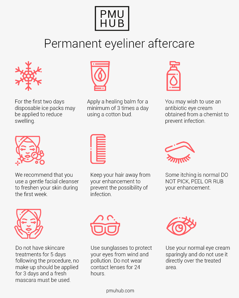 pmu-eyeliner-aftercare-instructions