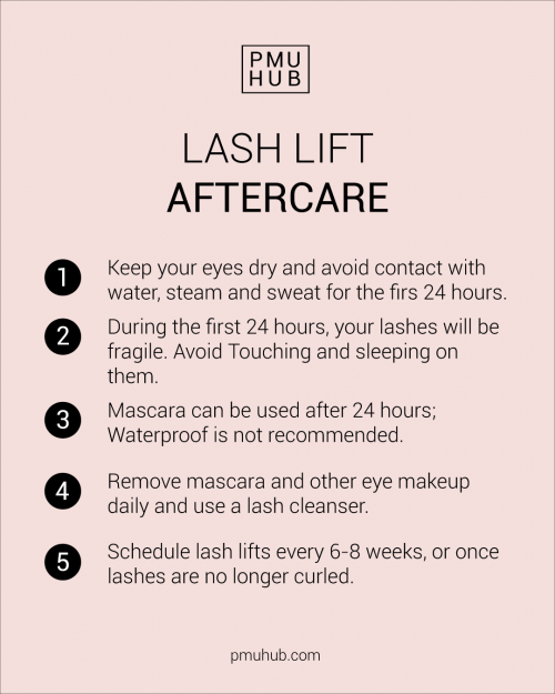after-care-for-lash-lift