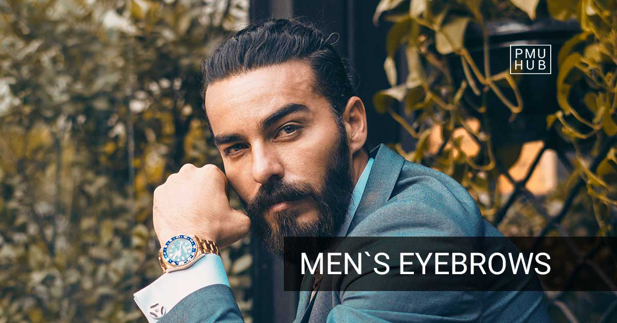 An Expert Guide to Grooming Men's Eyebrows