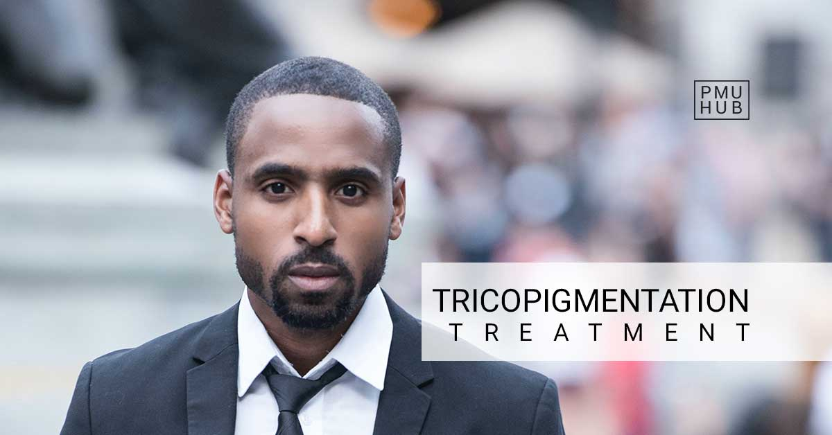 Tricopigmentation vs scalp micropigmentation treatment
