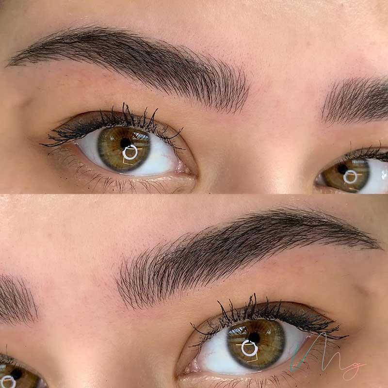 Working hours in microblading salon
