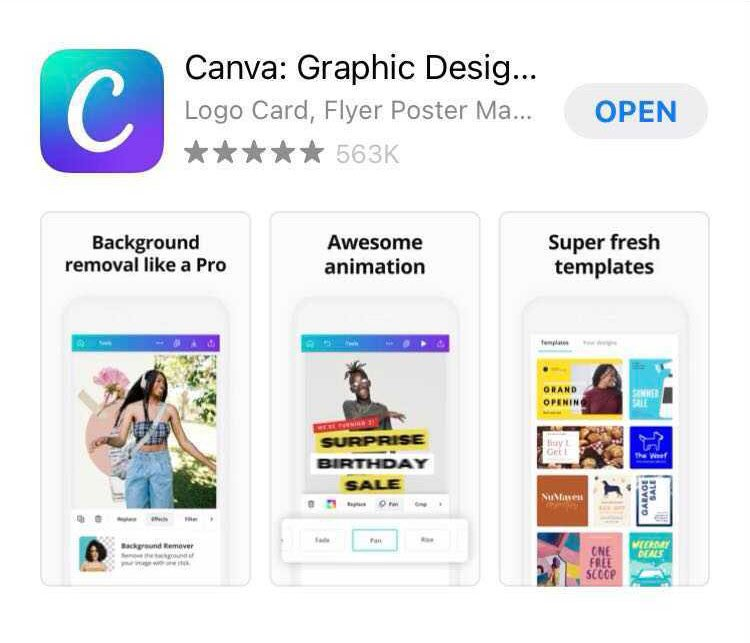 App for making collages