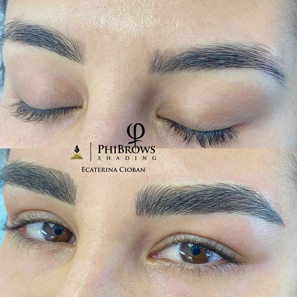 Microblading Before and After Pictures Gallery by PMUHub