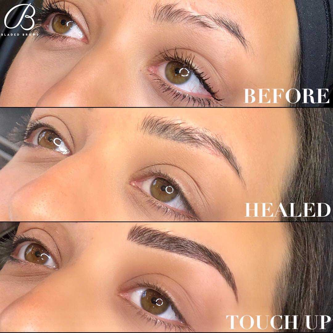 Microblading Touch Up: Why is it Necessary? by PMUHub