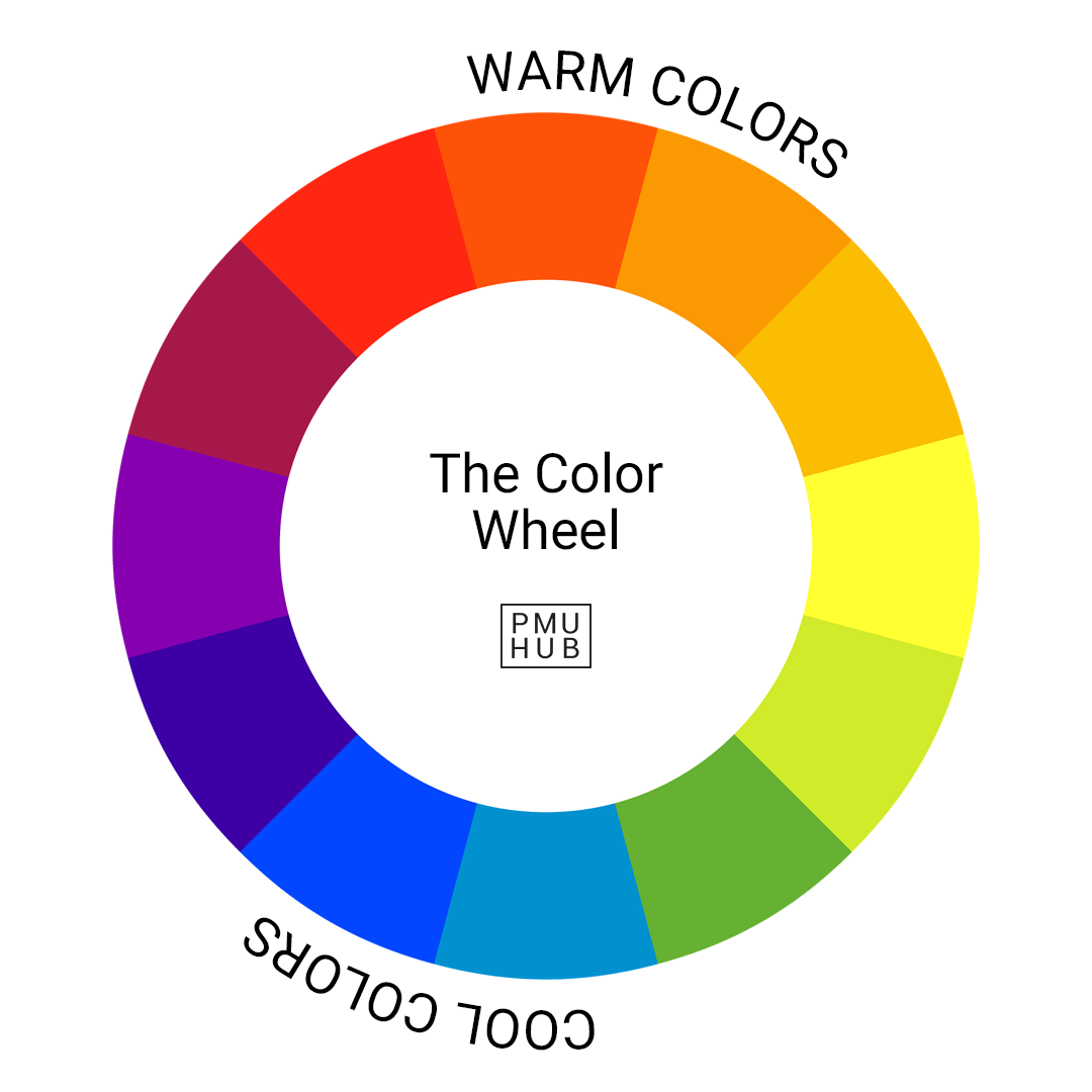 The Color Wheel by PMUHub