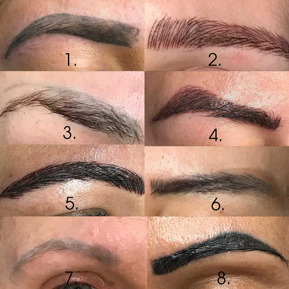 Why Do Botched Microblading Jobs Happen?