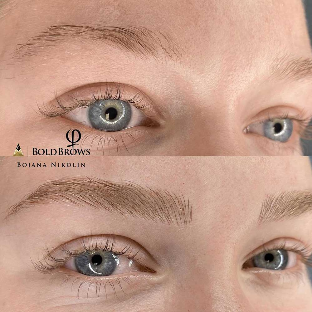 Microblading for Blondes: Is It Possible?