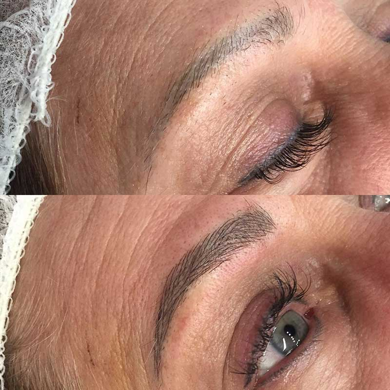 Microblading vs Tattoo - which one is more painful