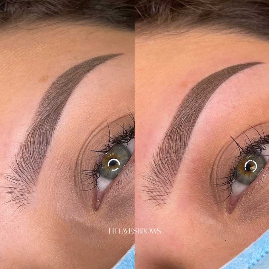 Can Microblading Be Combined with Ombre Effect?