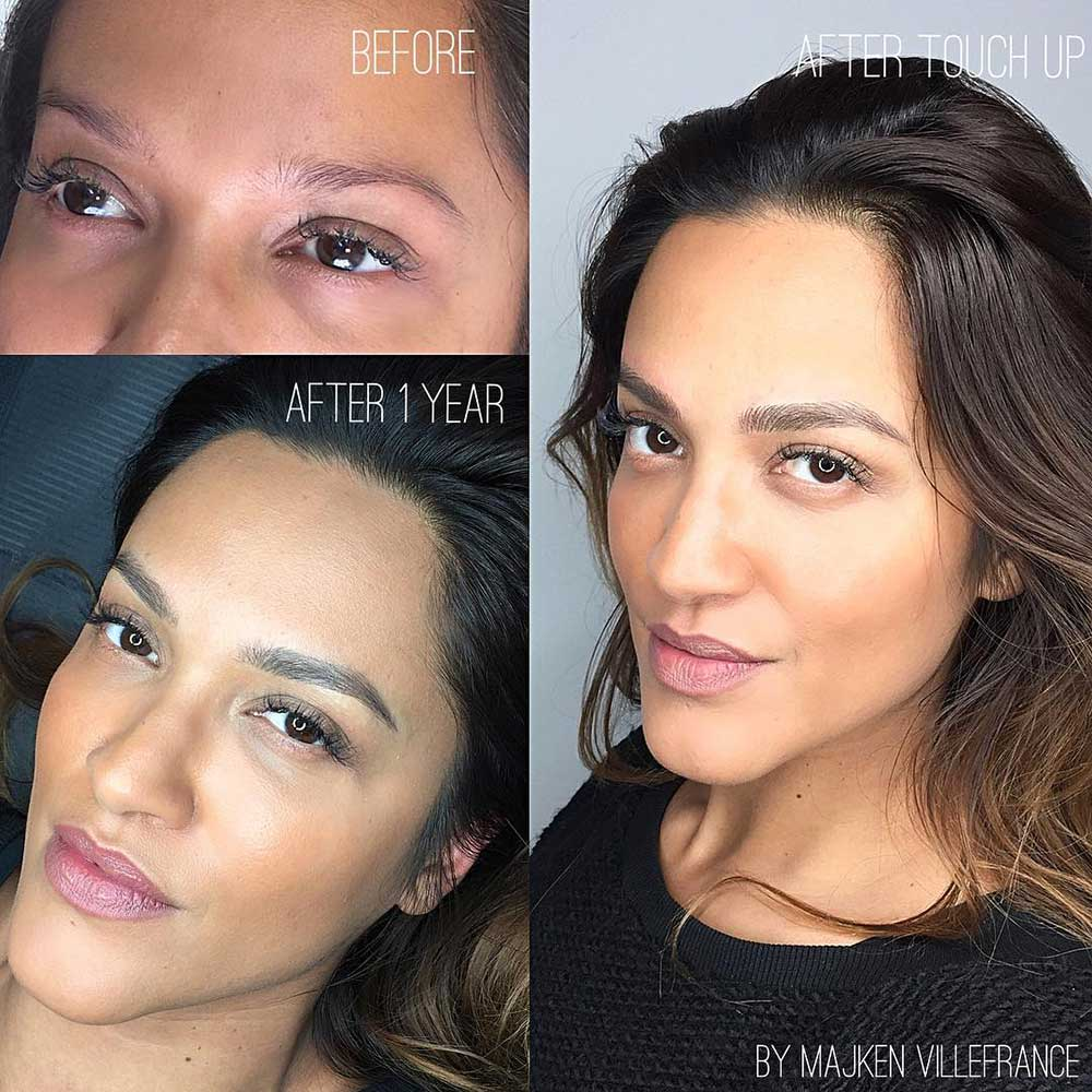 How Often Should I Book a Microblading Touch-Up?
