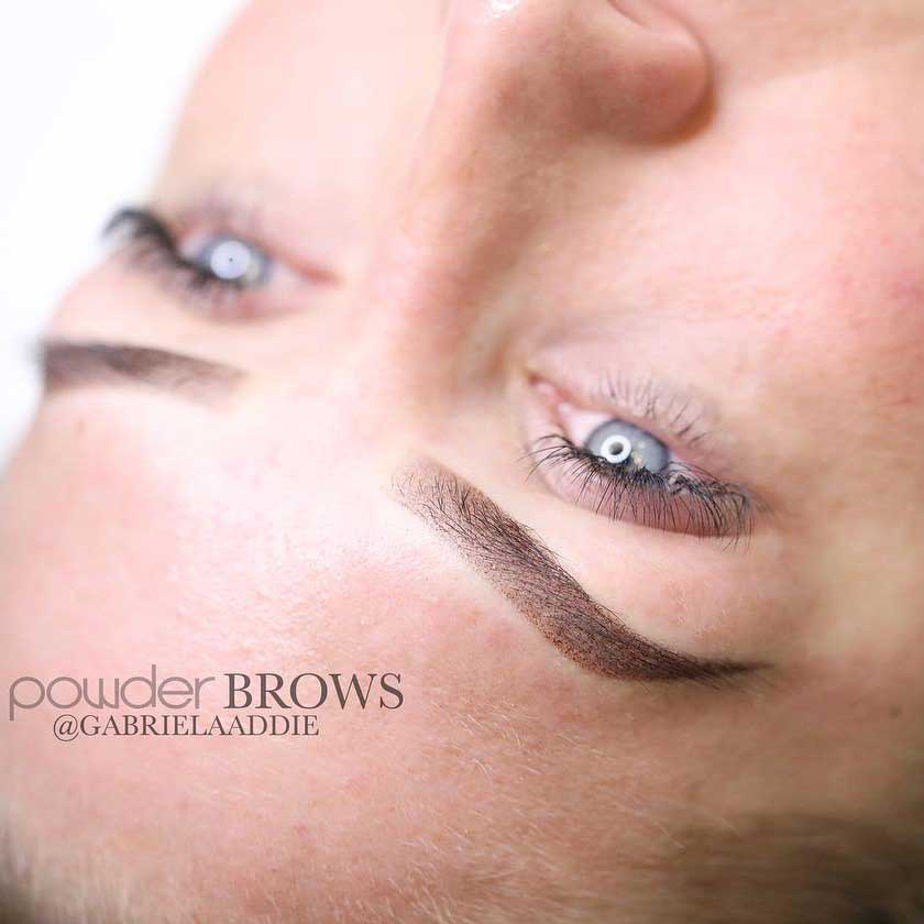 How Long Do Powder Brows Last?