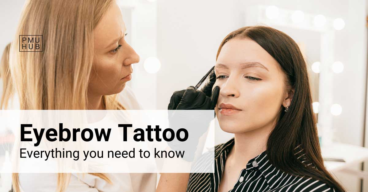 Eyebrow Tattoo - The New Era of Eyebrow Enhancement