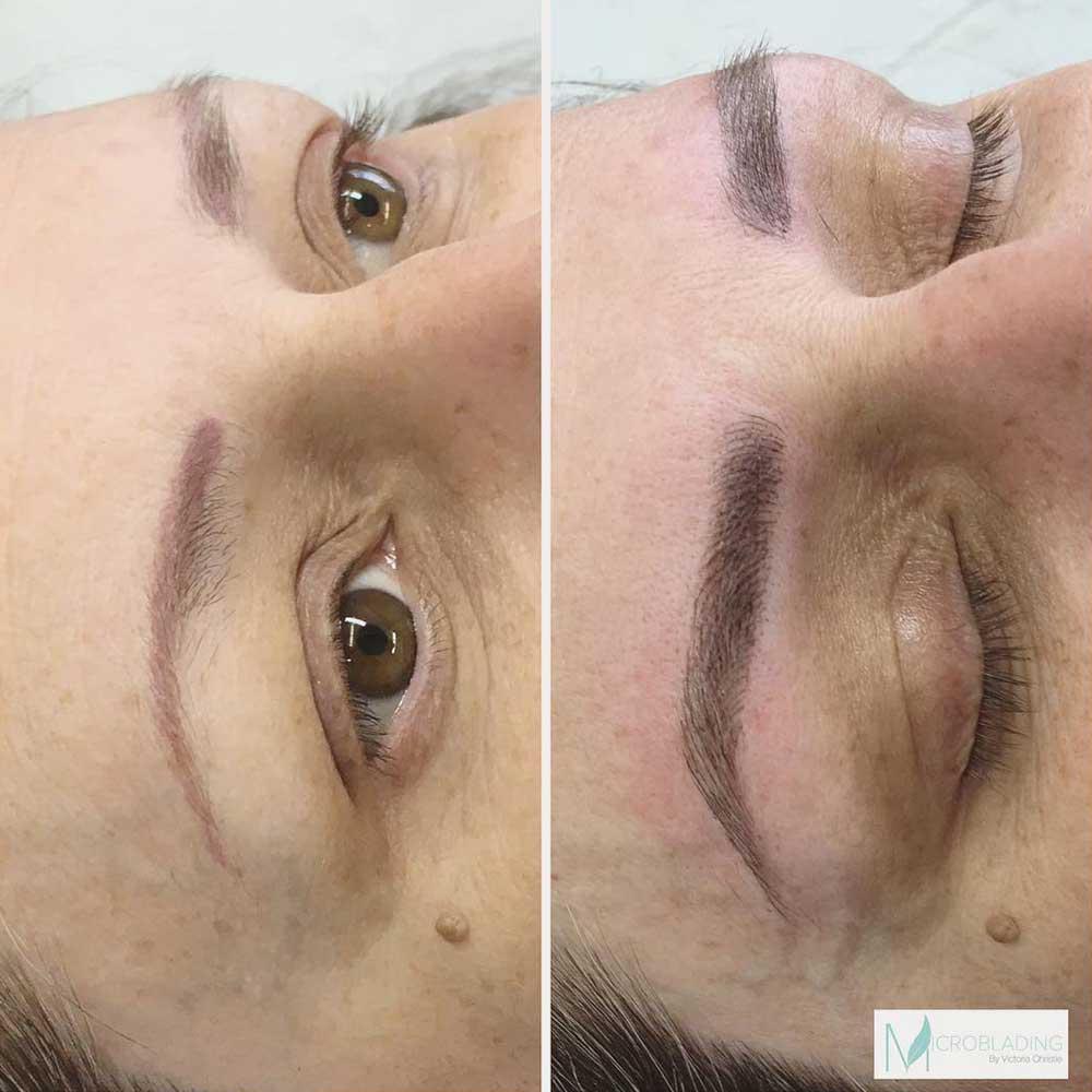 Eyebrow Tattoo vs. Microblading: Key Differences