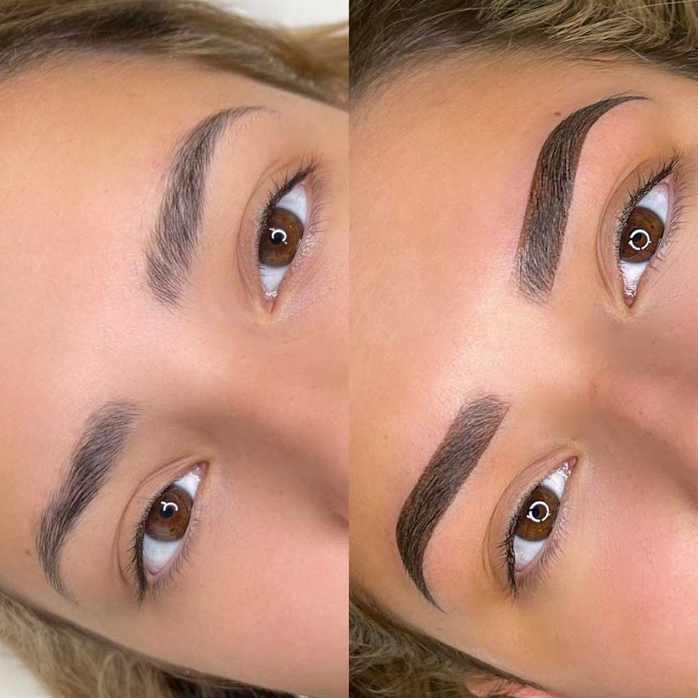 How Long Do Powder Brows Last on Average?