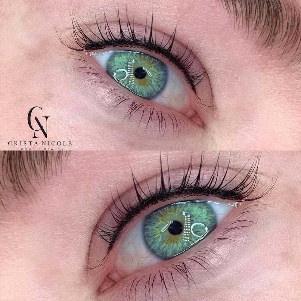 Permanent Makeup for eyes - PMU Eyeliner