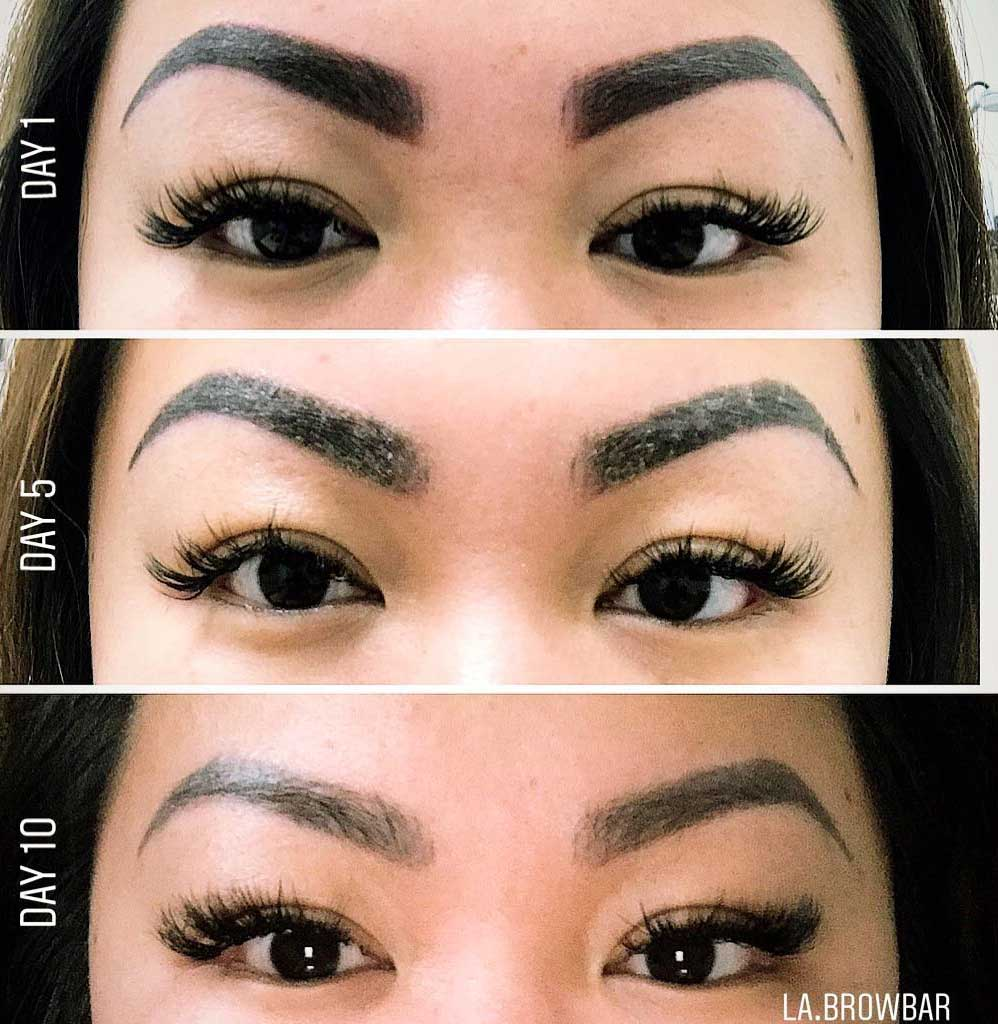Will My Powder Brows Disappear After Scabbing?