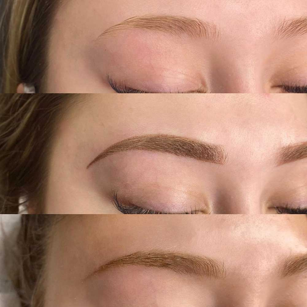 Will My Powder Brows Be the Same After the Pigment Comes Back?