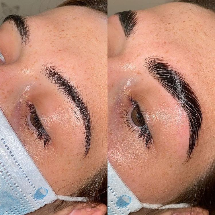 Which Is Better - Professional or DIY Brow Lamination?