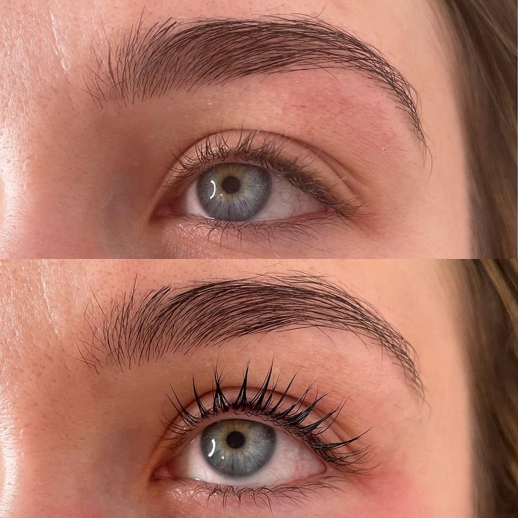 Which Is Better – Professional or At Home Lash Lift?