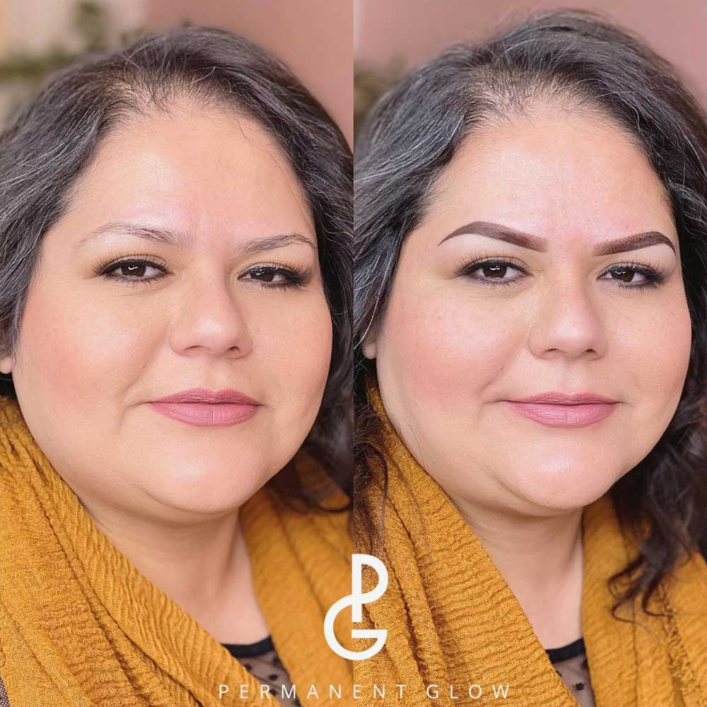 What Can Permanent Makeup Do for Older Women?