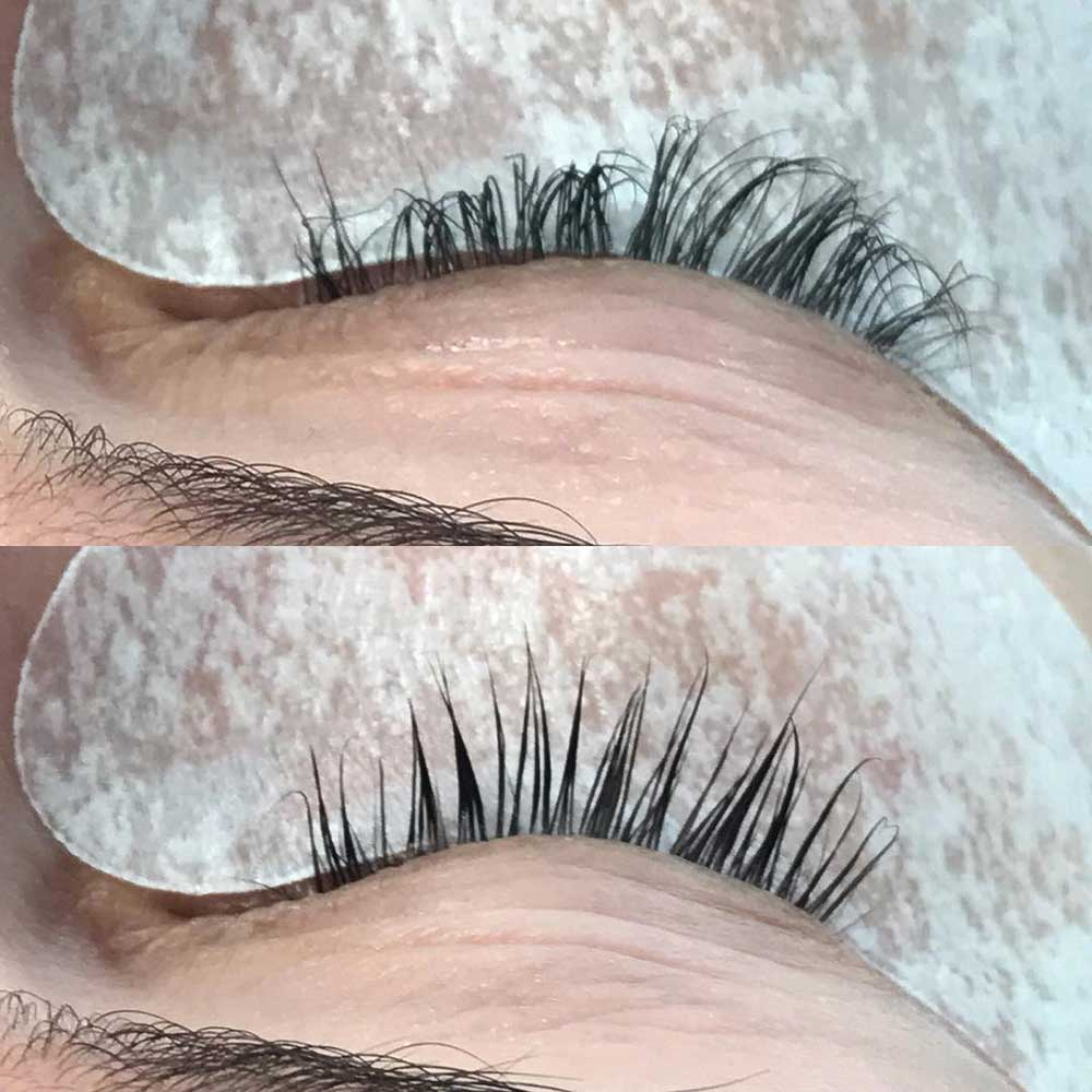 Lash Lift Side Effects - Irritation or Damage to Your Natural Lashes