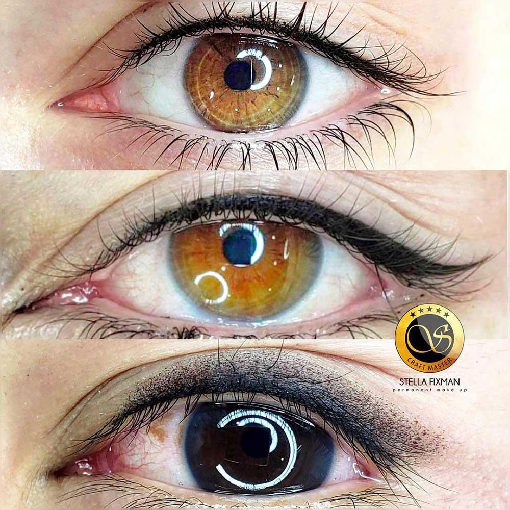 Best Permanent Eyeliner Styles for Each Eye Shape