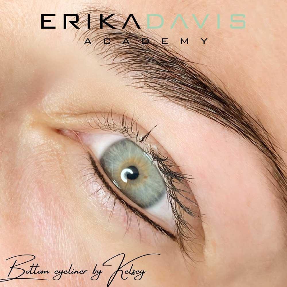 The Bottom Lid Permanent Eyeliner Style