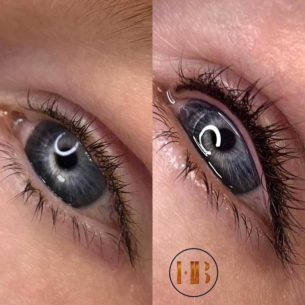 Eyelash Enhancement - Permanent Eyeliner Style