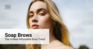 Soap Brows: The Hottest and Most Affordable Brow Trend Right Now