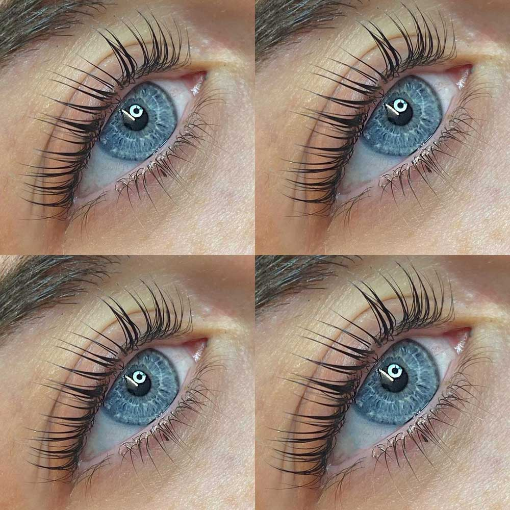 Using a lash curler is not advisable after the eyelash perm