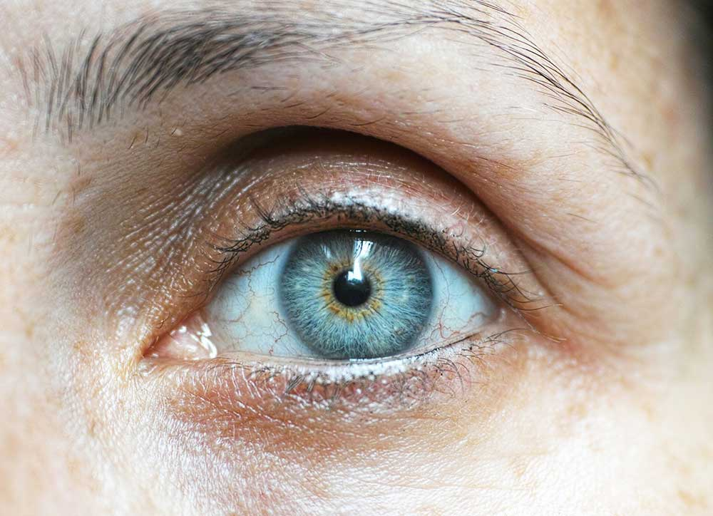 One of the things that can cause dry eye condition is a waterline tattoo