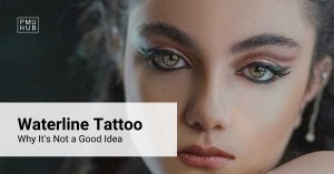 Waterline Tattoo - Just Don't Do It! Here's Why