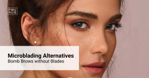 Alternatives to Microblading - Bomb Brows without Blades