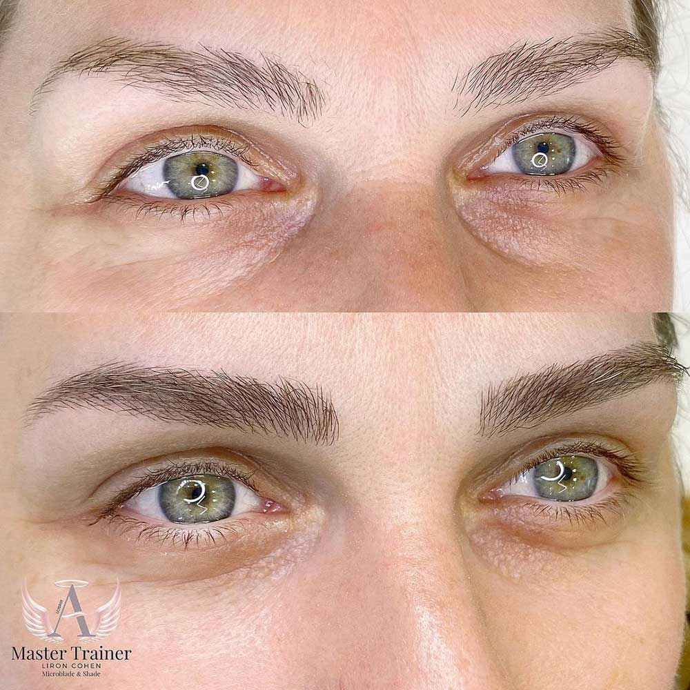 What Does the Eyebrows Tattoo Treatment Look Like?