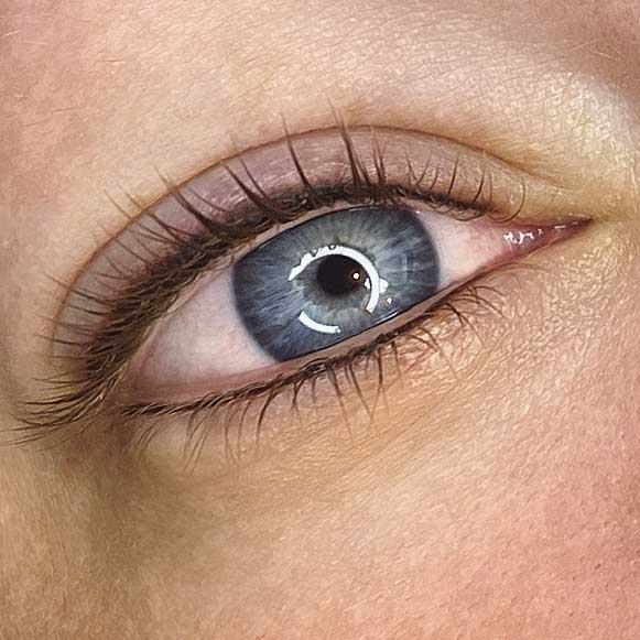 Lower Lid Permanent Makeup Eyeliner