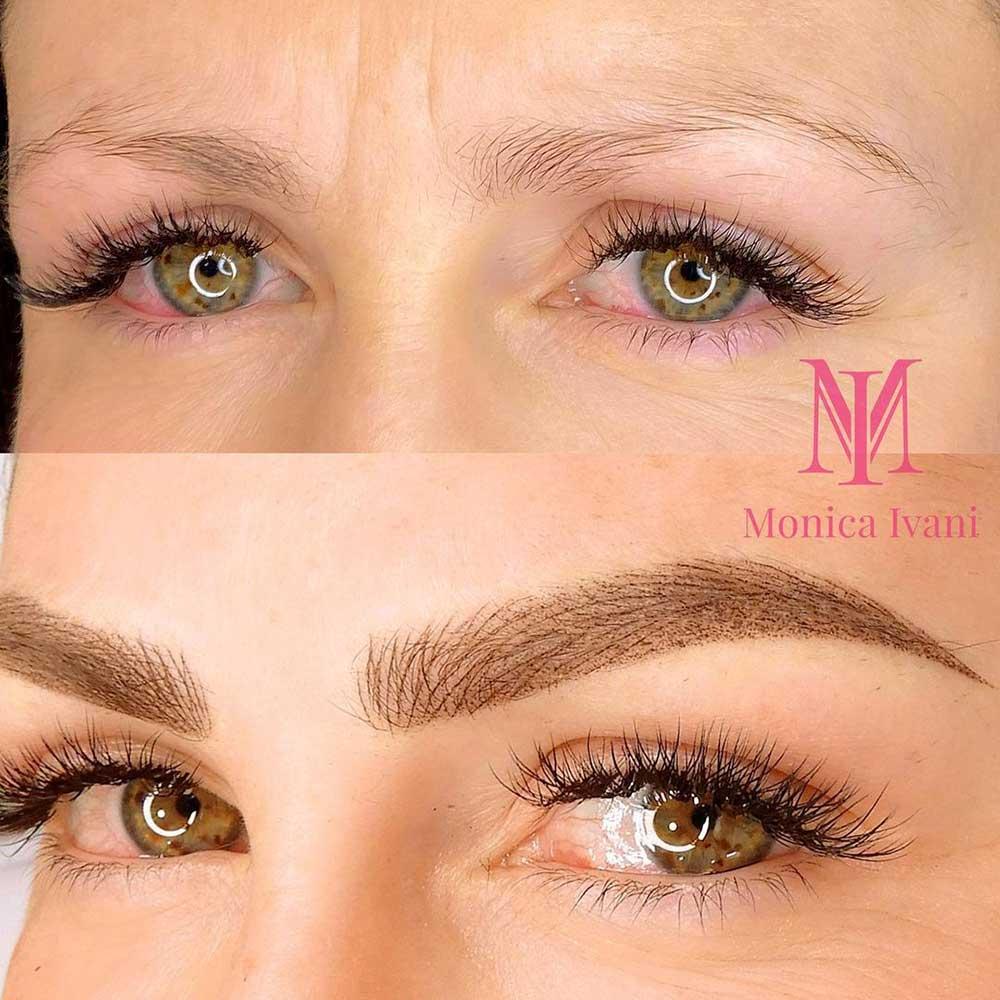 Microshading - Tattoo for Eyebrows