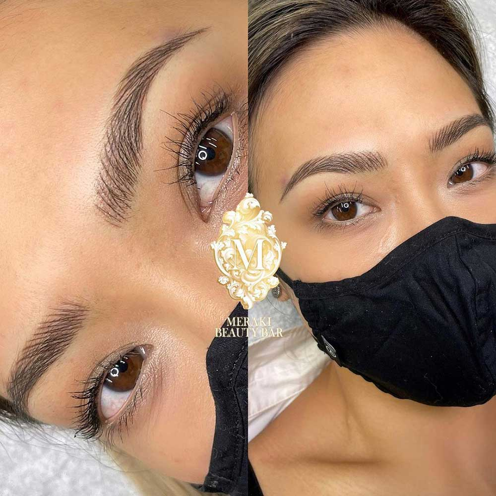 Nano Brows - Tattoo for Eyebrows