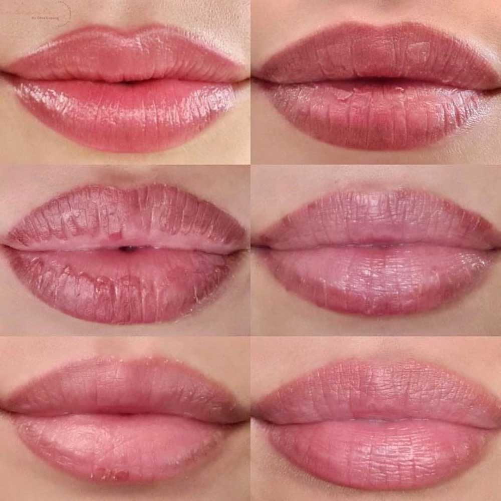 How Long Does the Lip Tattoo Healing Process Last?
