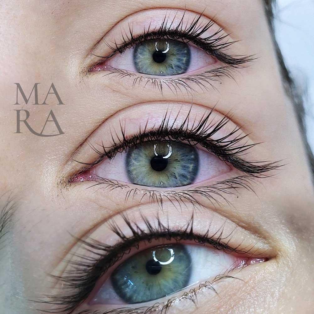 Permanent Makeup Eyelash Enhancement