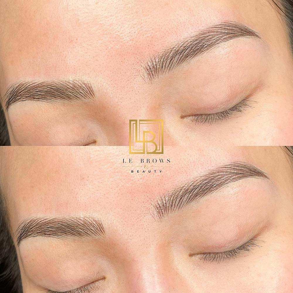 All About Nano Brows