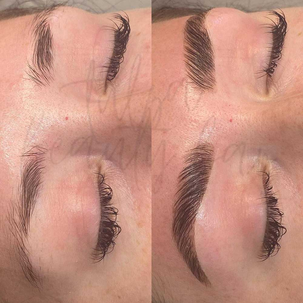 Who Is Eyebrows Tinting For?