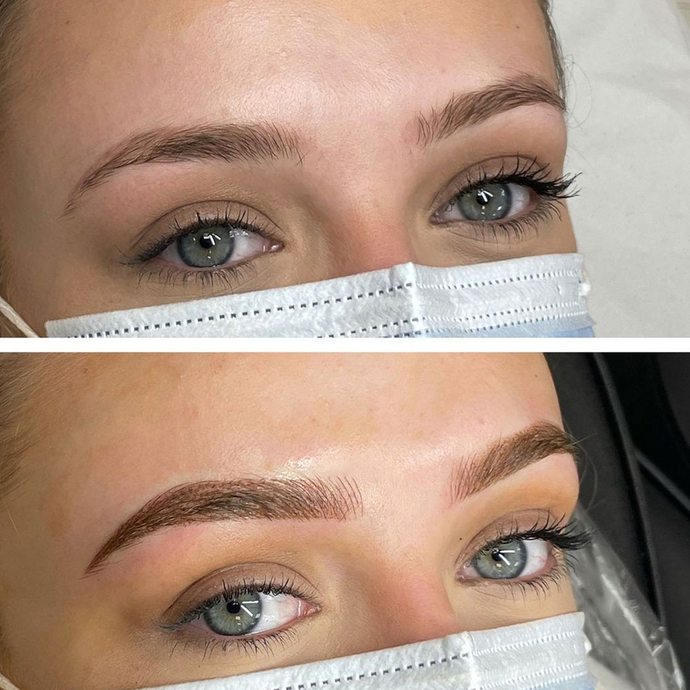 How Much Do Combre Brows Cost?