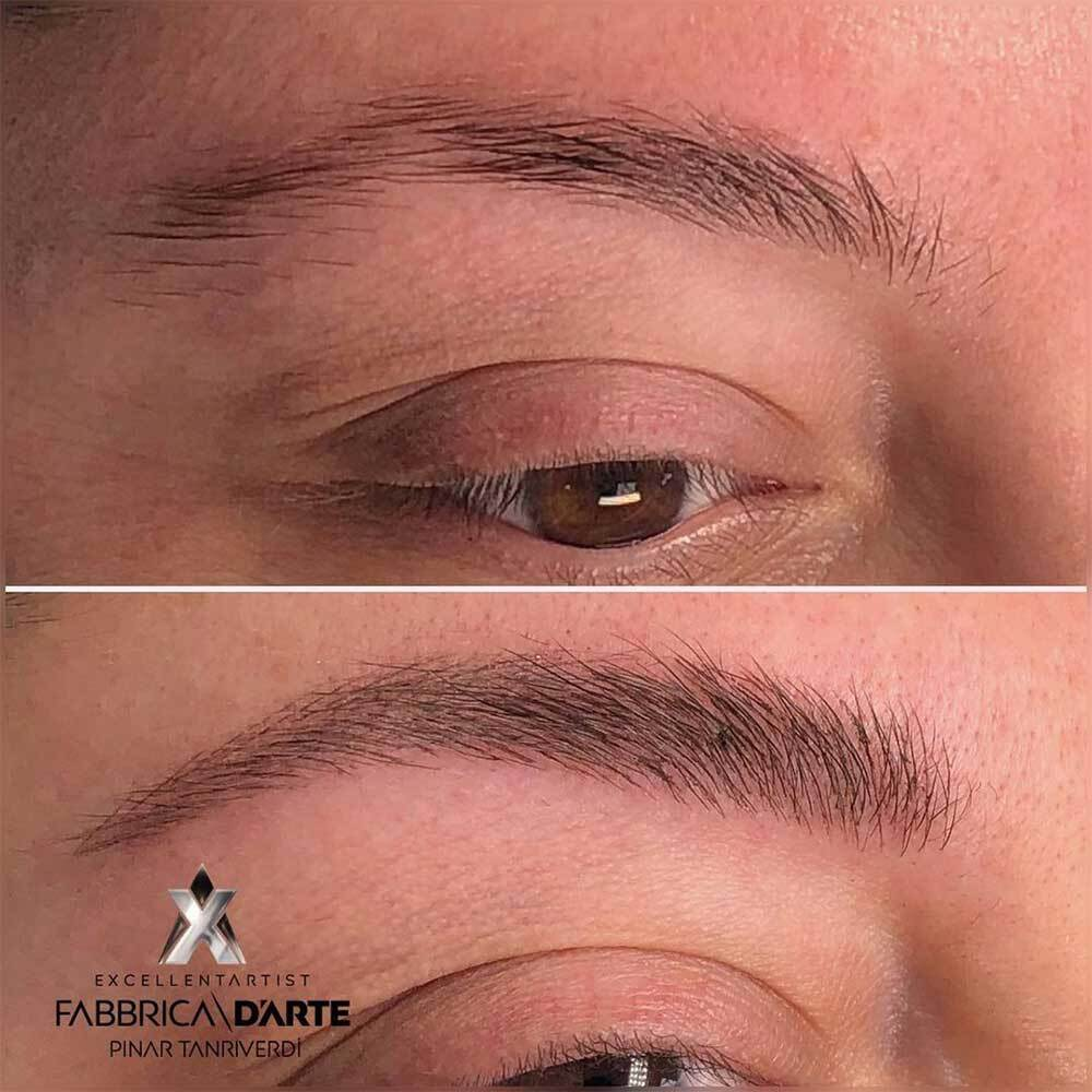 How do you attract clients to get their brows done by you?