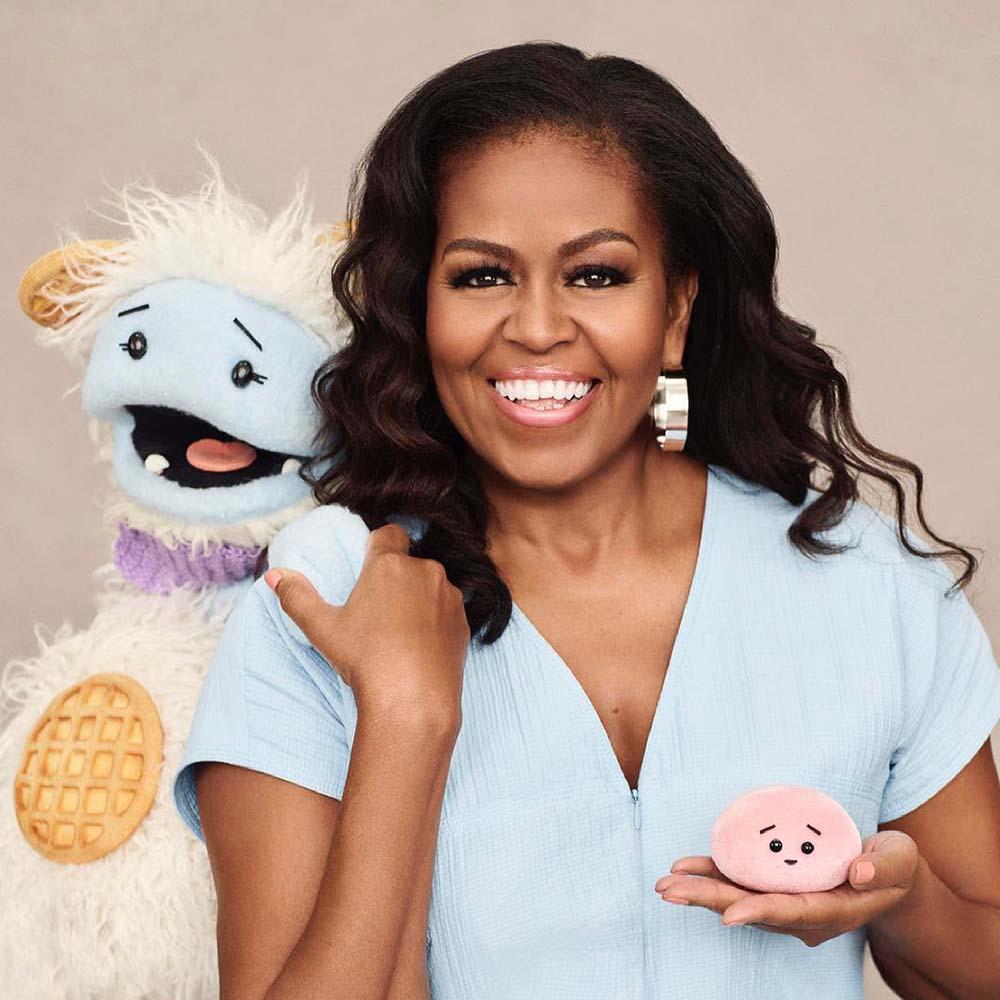 Michelle Obama permanent makeup