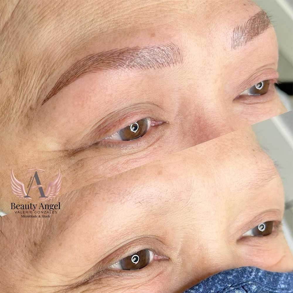 If you decide to get microblading after chemotherapy, it is recommended to wait at least 8 weeks.