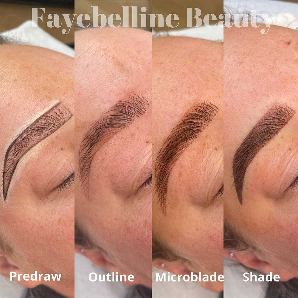 What Is the Difference Between Microblading and Microshading Aftercare?