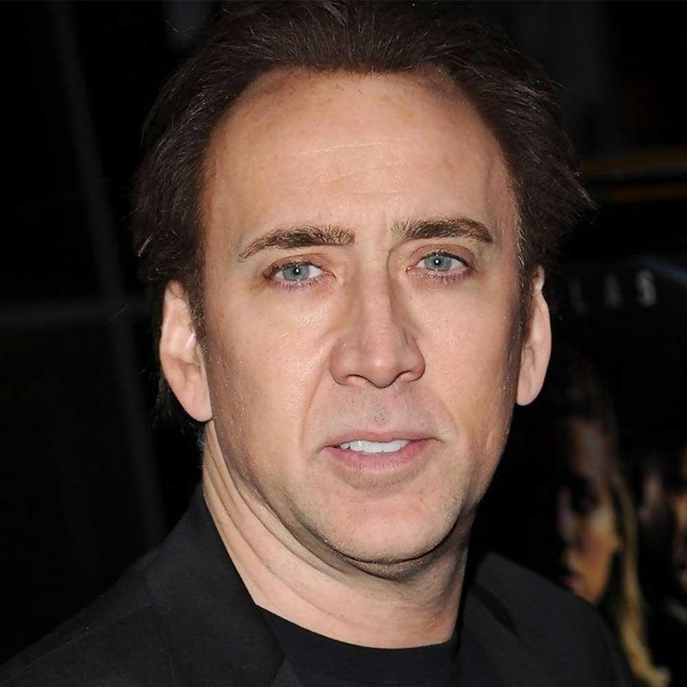 Nicolas Cage Microblading